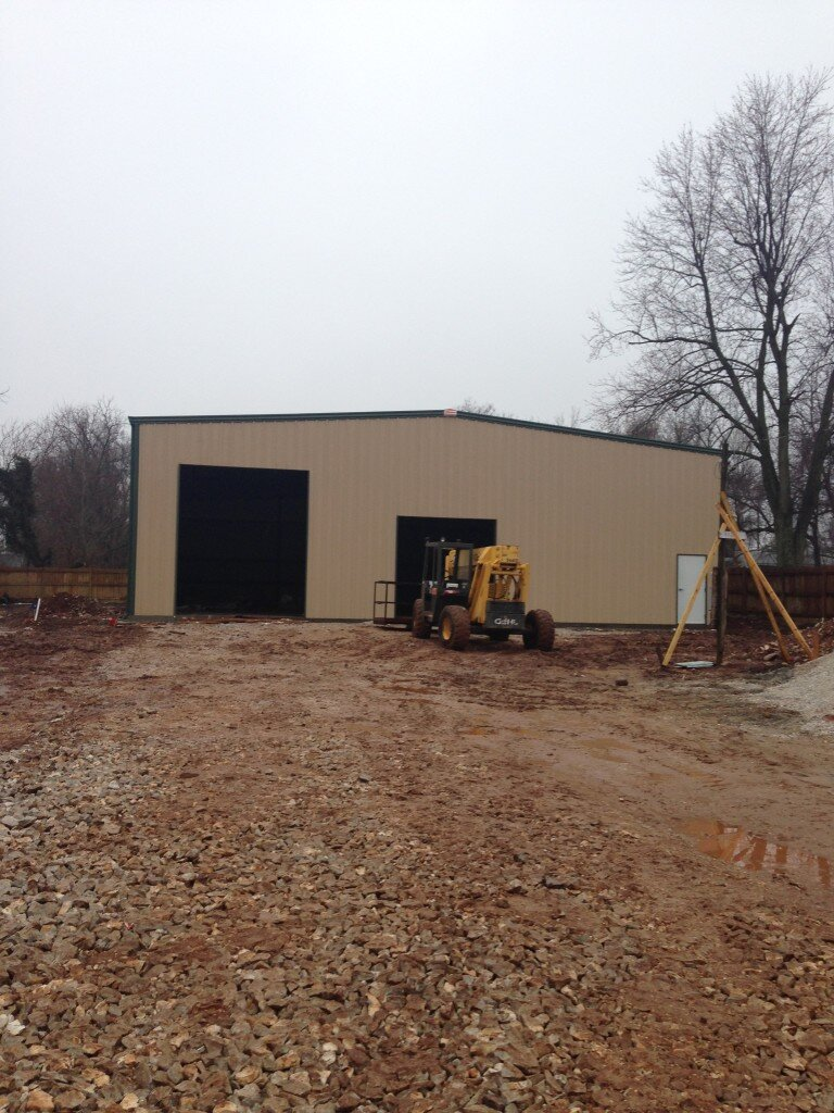 Commercial Storage buildings- Friga INC