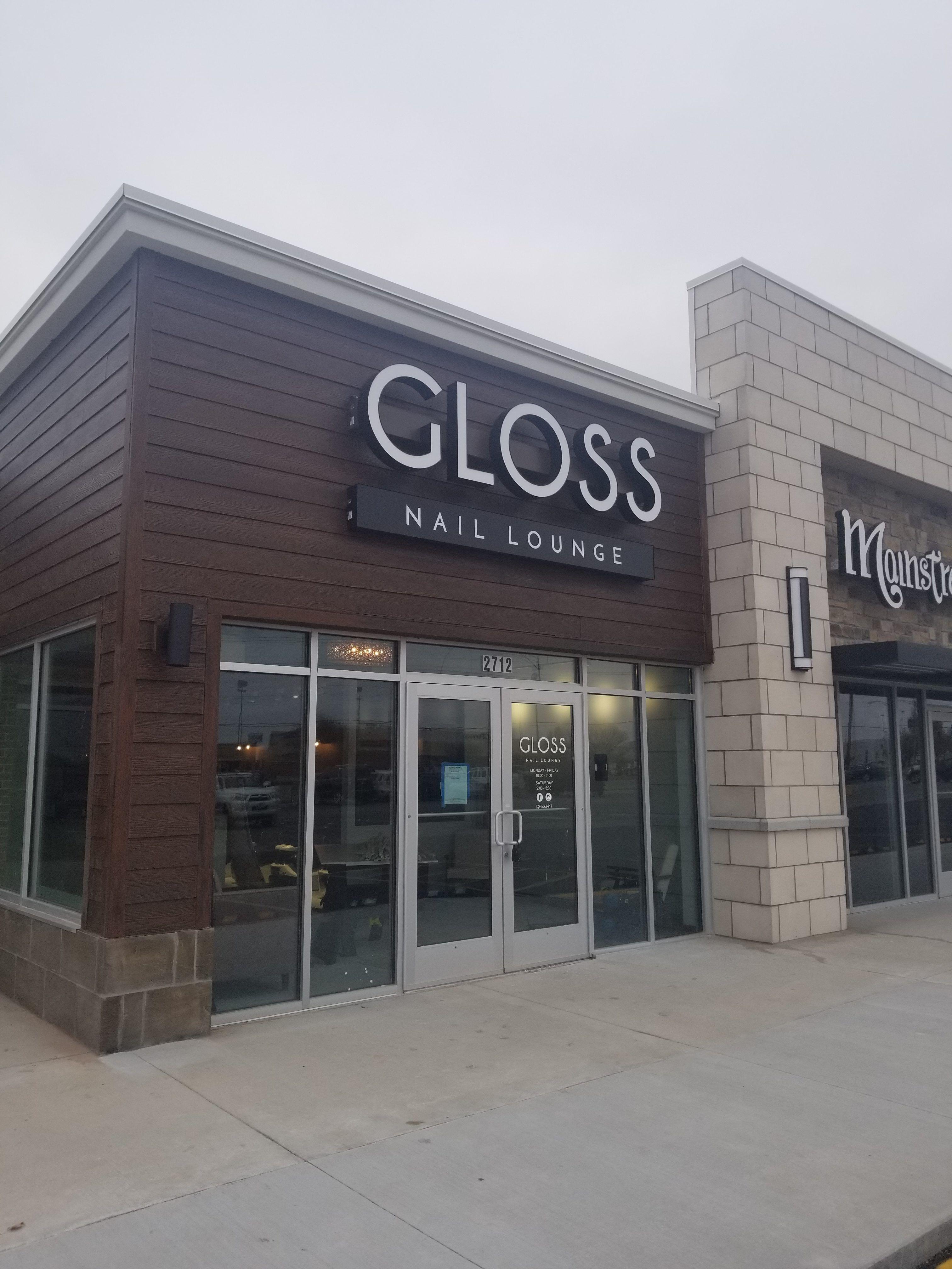 Gloss Nail Salon- Friga INC