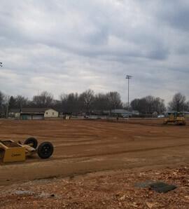 Soccer Field Improvements - Friga INC