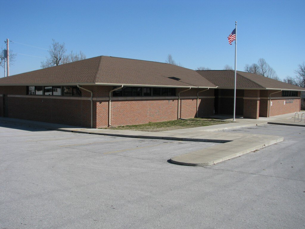 New Marionville, Mo Library -Friga INC