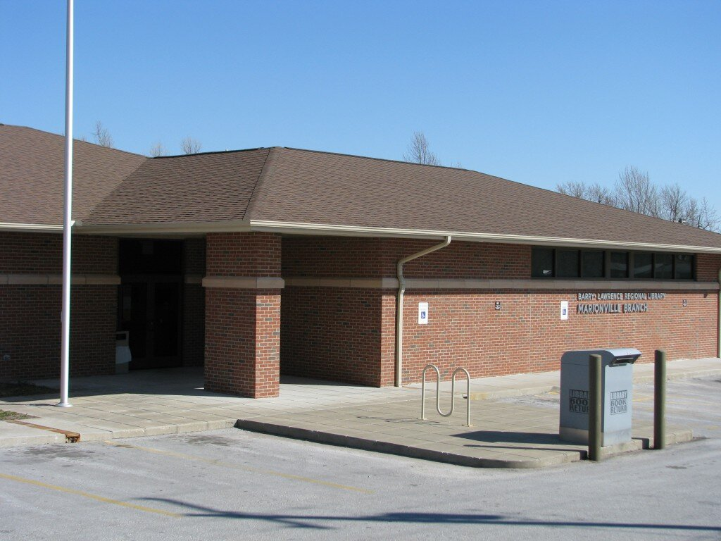 New Marionville, Mo Library - Friga INC