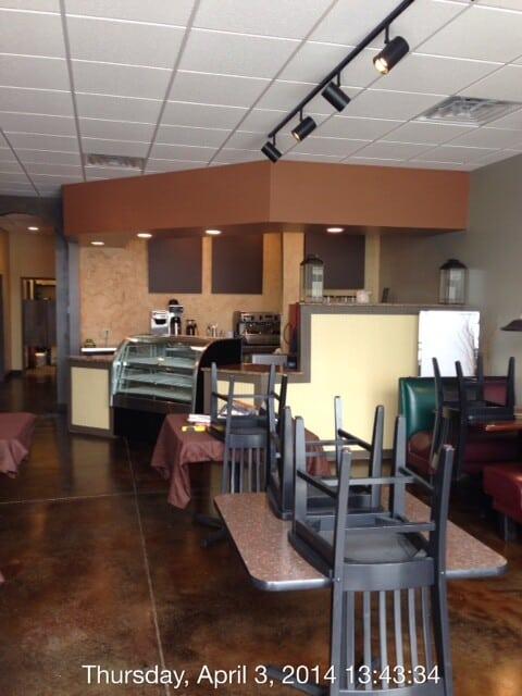 Coffee Shop In Republic- Friga INC