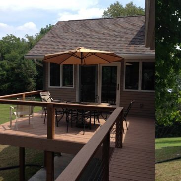 Elevated Sunroom- Friga INC